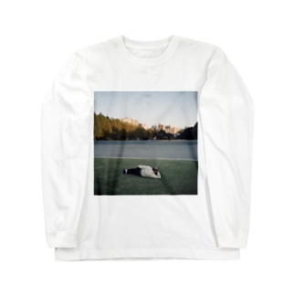 A POEM - I see the world revolving Long sleeve T-shirts