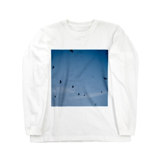 A POEM - Chaos even in the sky Long sleeve T-shirts