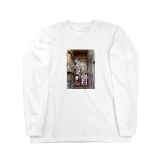 ベルリンの廃墟 Long sleeve T-shirts