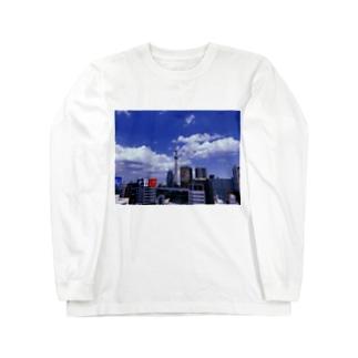 東京の象徴 Long sleeve T-shirts