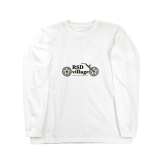 RSD バイク Long sleeve T-shirts