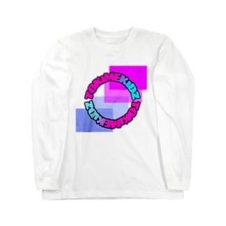 ときめき☆まる Long sleeve T-shirts