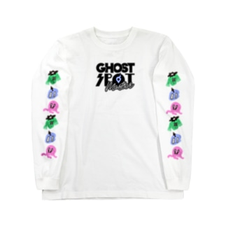 GHOST SPOT Master Long sleeve T-shirts