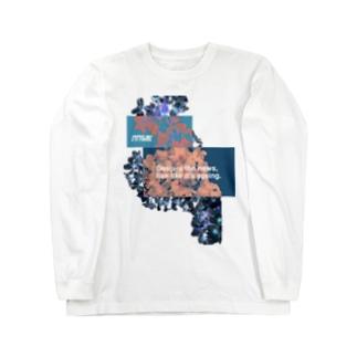 春 Long sleeve T-shirts