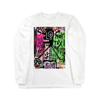 extreme scream Long sleeve T-shirts