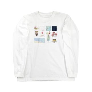 きらめきくんたち Long sleeve T-shirts