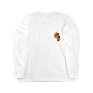 クロワッサン Long sleeve T-shirts