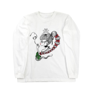 りぼんちゃん Long sleeve T-shirts