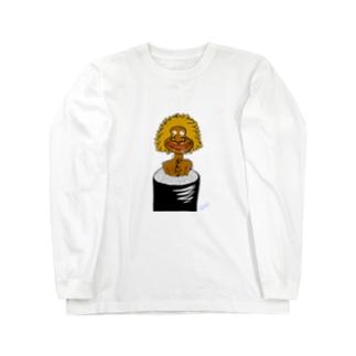 かんぴょう巻き Long sleeve T-shirts