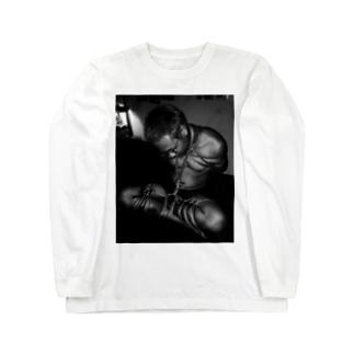 3話 Long sleeve T-shirts