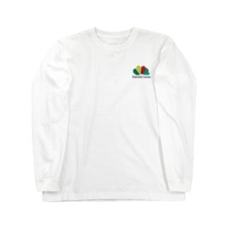 ダニエルルーカスロゴ Long sleeve T-shirts