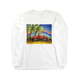 南風 Long sleeve T-shirts