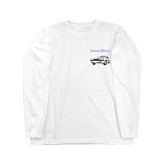 スポーツセダンごろんた Long sleeve T-shirts