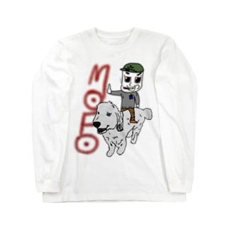 MOFO PAIR Long sleeve T-shirts