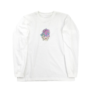 妙音姫 Long sleeve T-shirts