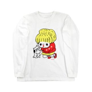 バアバちゃん Long sleeve T-shirts