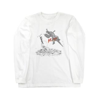 寺尾さん Long sleeve T-shirts