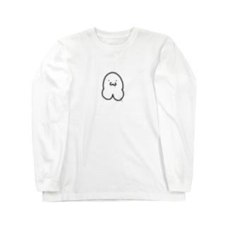 一本毛虎太郎(いっぽんげこたろう) Long sleeve T-shirts
