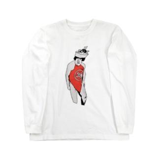 日村結婚記念Tシャツ(レプリカ) Long sleeve T-shirts