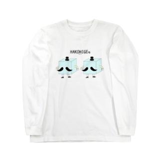 理系TEE. HAKOHIGEs Long sleeve T-shirts