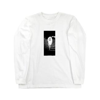 lung-black Long sleeve T-shirts