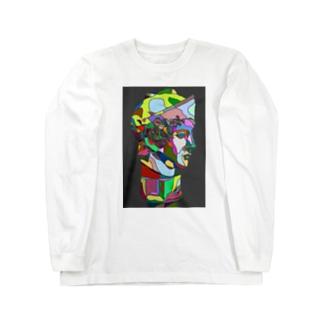 SAGARA_honeのマルス Long sleeve T-shirts