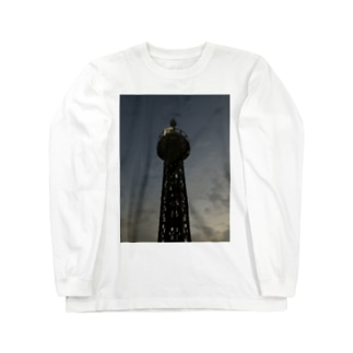 埠頭 F Long sleeve T-shirts