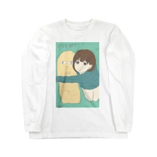 しずこちゃん Long sleeve T-shirts