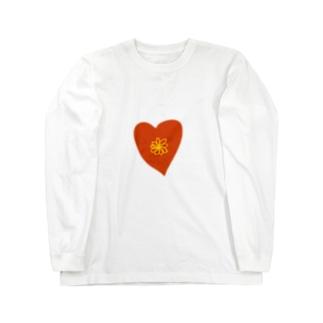 愛してるのサイン Long sleeve T-shirts