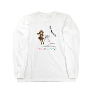 ♪リバーサル Long sleeve T-shirts