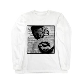 コーヒーブレイク Long sleeve T-shirts