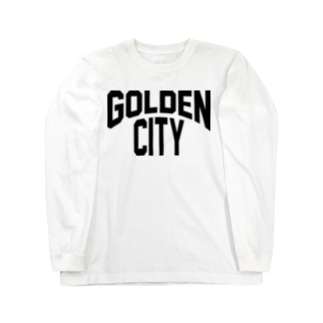 ゴールデン街 Long sleeve T-shirts