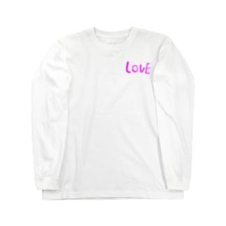 スプレーラブ Long Sleeve T-Shirt