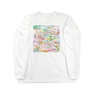 道草 Long Sleeve T-Shirt