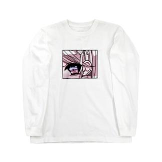きらきらキラキラ Long sleeve T-shirts