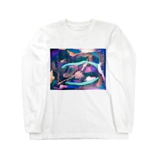 過去作② Long sleeve T-shirts