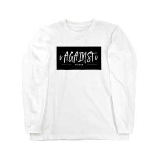 let it be. Long sleeve T-shirts