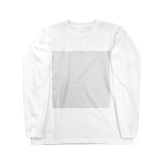 この世には存在しない透明な何か Long sleeve T-shirts