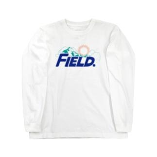 FIELD. Long sleeve T-shirts