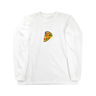 pizza club Long Sleeve T-Shirt