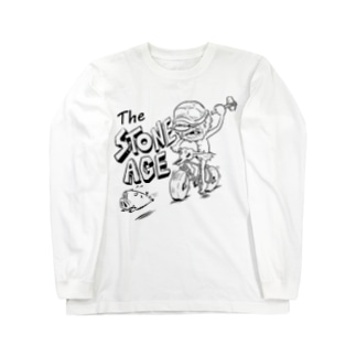 """""""The STONE AGE"""" #1 Long Sleeve T-Shirt"""