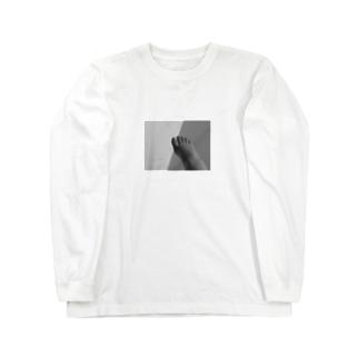 足 Long sleeve T-shirts