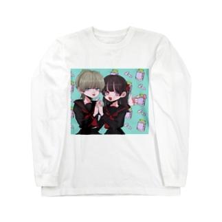 ♀×♀  Long sleeve T-shirts