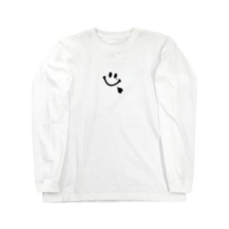 にこにこちゃん Long sleeve T-shirts