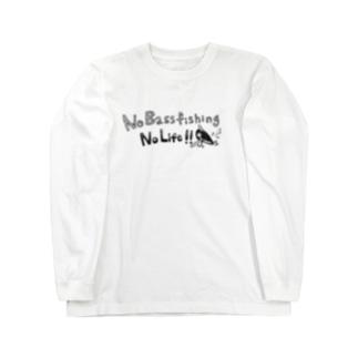 バサー専用 Long Sleeve T-Shirt