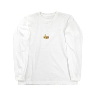 メニエール君 Long sleeve T-shirts