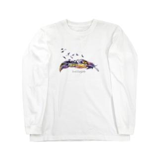 幸運グッズ(成功運) Long sleeve T-shirts