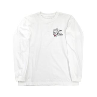 クソババアTシャツ Long sleeve T-shirts