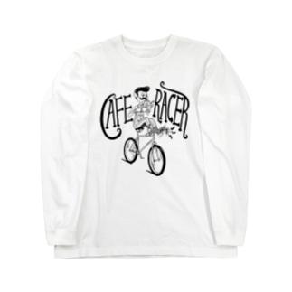 """CAFE RACER"" Long Sleeve T-Shirt"