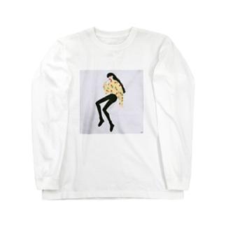おきにいりセーターちゃん Long sleeve T-shirts